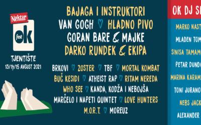 OK Festna Tjentištu od 13. do 15. avgusta