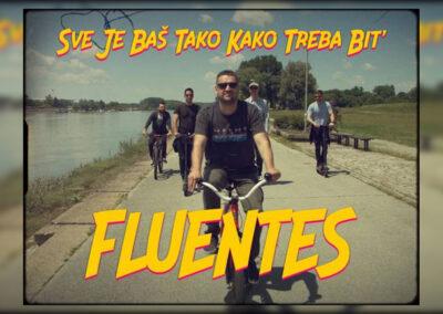 """Grupa Fluentes ima novi singl """"Sve je baš tako kako treba bit"""""""