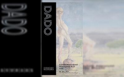 Otvaranje izložbe slika Miodraga Dade Đurića iz zbirike Novice Jovovića