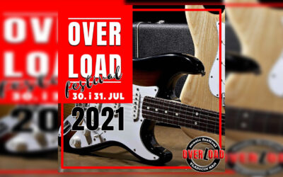 Overload festival 2021 30. i 31. jula u Vladičinom Hanu