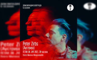 "Peter Zirbs (Austrija) premijerno promoviše EP ""Splinters"" na Zidiću DOB"