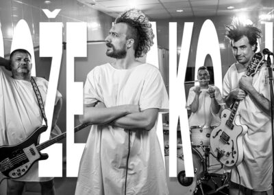 "Ničim izazvan objavili energični singl ""Bože, kako si?"""