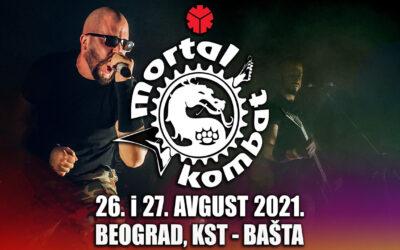 Mortal Kombat 26. i 27. avgusta u bašti KST-a