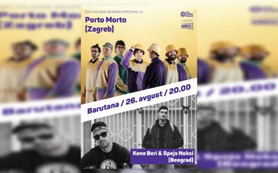 Porto Morto (Zagreb) + Kene beri & Spejs noksi (Beograd)