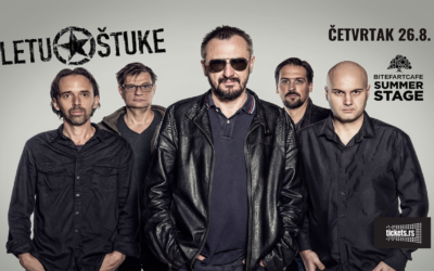 Koncert benda Letu Štuke u letnjem Bitefu na Kalemegdanu