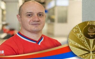 Prvo zlato za Srbiju, Dragan Ristić najbolji u gađanju vazdušnom puškom