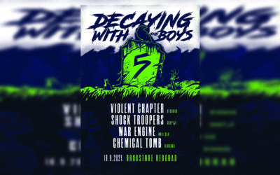 Decaying With The Boys 5