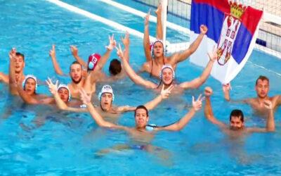 Mladi vaterpolisti Srbije su prvaci sveta