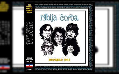 Najstariji koncertni audio zapis Riblje Čorbe od pre 40 godina