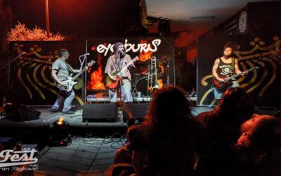 Eyesburn, klub Fest, 20.06.2020 – Zoran Stojković
