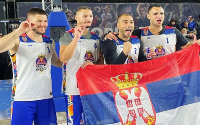 Srpski basketaši ponovo na krovu sveta