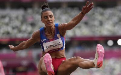 Ivana Španović doskočila na vrh