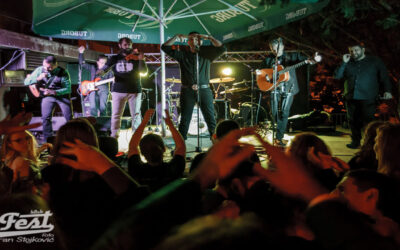 Orthodox Celts, klub Fest, 01.10.2020 – Zoran Stojović
