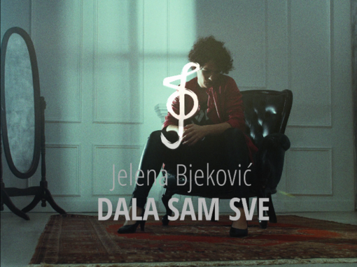 Prvi spot harizmatične gitaristkinje Jelene Bjeković