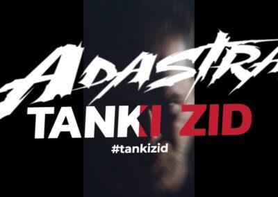 """Adastra objavili spot za """"Tanki zid"""""""